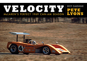 2019 motorsport calendars by pete lyons