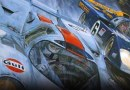 Motorsport art by Roger Warrick