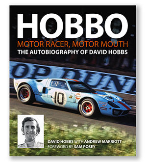 Hobbo by David Hobbs
