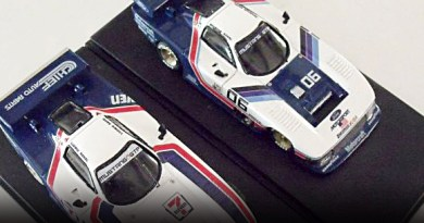 automodelli ford mustang gtps models by spark, automodelli & smts