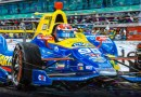 Motorsport art by Randy Owens –Indy cars