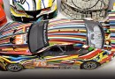 The 1:43 Koons BMW Art Car BUILT