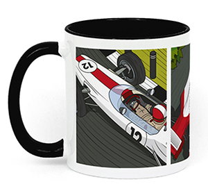 formula one car cars and coffee cups 3