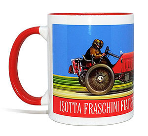isotta fraschini fiat cars and coffee cups 3