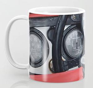 vintage dashboard coffee mug cars and coffee cups 3