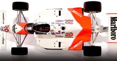 Replicarz Fittipaldi Penske PC18 overhead