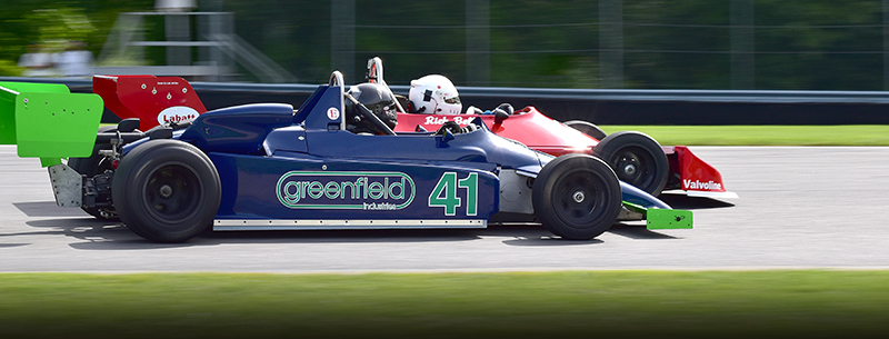formula atlantic racing at lime rock vintage festival 37