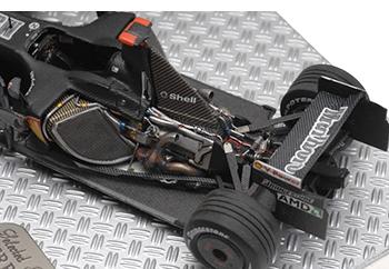carbon fiber models by frederic suber