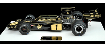 lotus 72e models by frederic suber