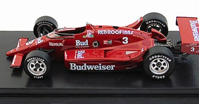replicarz march 86c 1986 indy winner indy car models in 1/43