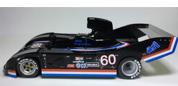 one mann factory 1980 lola t530 can-am model cars