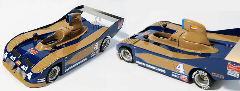 Can-Am model cars that delight UPDATED