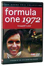 formula one 1972: fittipaldi's year dvd