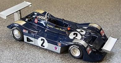 Marsh Wolf-Dallara Can-Am 1/43 model