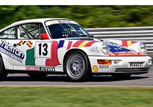 1972 Porsche Supercup 2020 Lime Rock Park Historic Festival