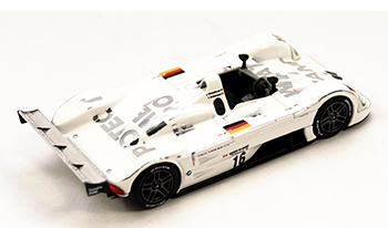 1/43 Penck and Holzer BMW art cars