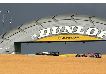 dunlop bridge motorsport art by robin thompson