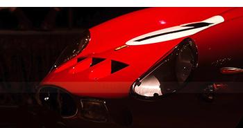 ferrari gto motorsport art by robin thompson