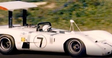Marsh Chaparral McLaren M12