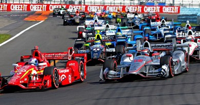 Indycar to Watkins Glen