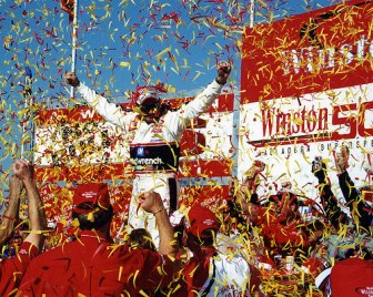 Dale Earnhardt 76th win