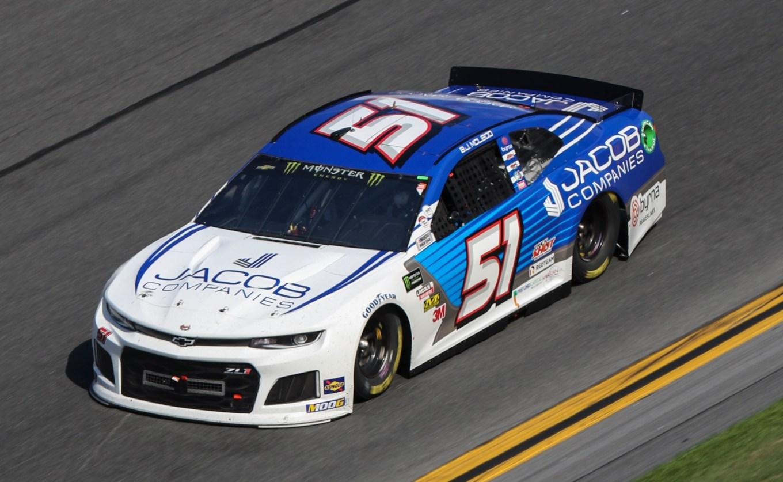 B.J. McLeod 51 2019 Daytona 500