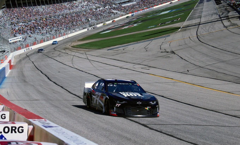 Garrett Smithley 77 Atlanta Spire Motorsports