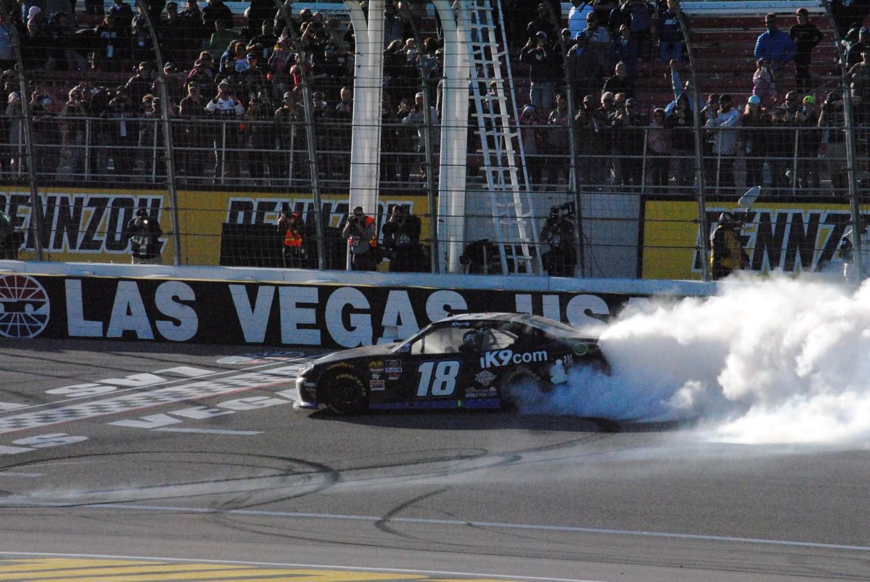 Kyle Busch 93rd win Las Vegas