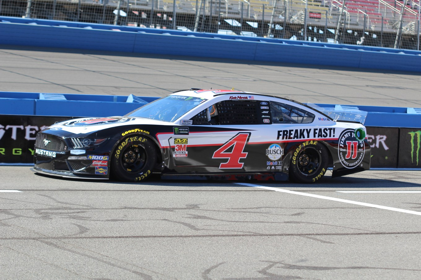 Kevin Harvick 2019 Auto Club Speedway