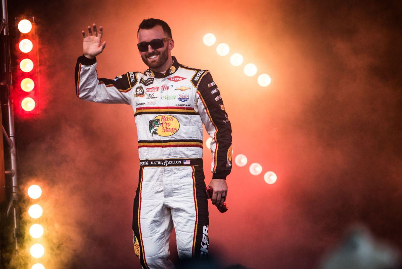 2019 Bristol Motor Speedway Austin Dillon