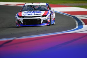 Bank of America Roval 400 - Practice