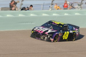 Jimmie Johnson 48 Homestead 2019