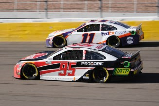 Chris Madrid Las Vegas I 2020 Christopher Bell Denny Hamlin