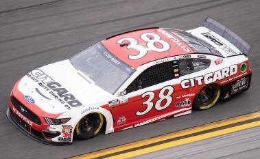 Daytona 500 practice 2020 38 John Hunter Nemechek