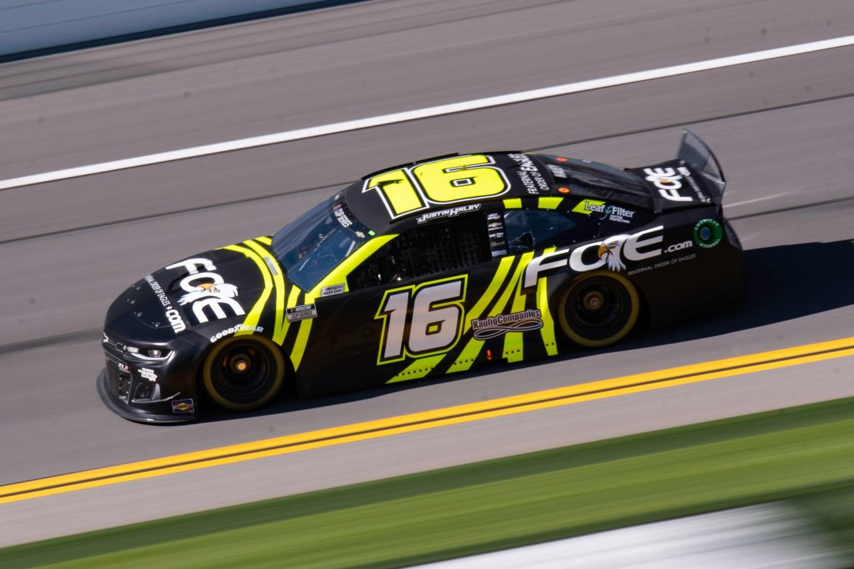 Justin Haley 16 Daytona 500 2020