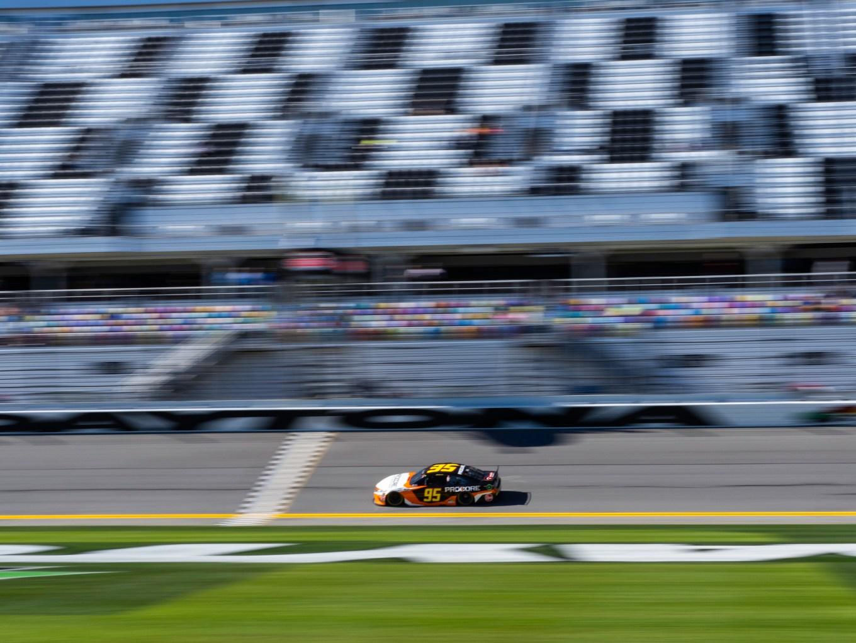 Christopher Bell 95 2020 Daytona 500 practice