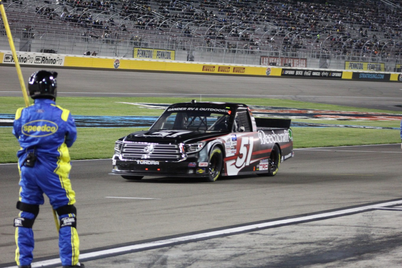 Kyle Busch 51 Truck Las Vegas 2020