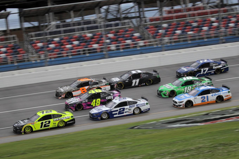 NASCAR Cup Series GEICO 500