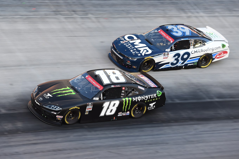 NASCAR Xfinity Series Cheddar's 300 presented by Alsco