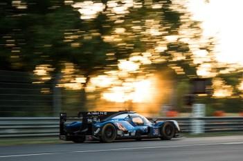 #36 SIGNATECH ALPINE MATMUT / FRA / Alpine A470 - Gibson - Le Mans 24 hour - Circuit des 24H du Mans - Le Mans - France
