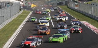 Blancpain GT Series Hungry Race Start