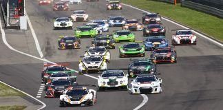 Blancpain Sprint Cup Nurburgring