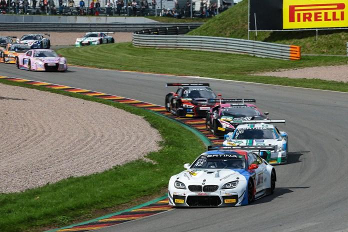 BMW M6 GT3 ADAC GT Masters