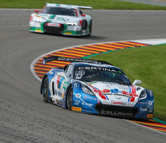 Calloway Corvette ADAC GT Masters