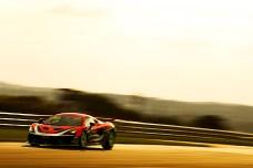 McLaren GT4 British GT