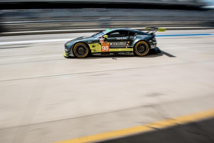 #98 Aston Martin GTE-Am