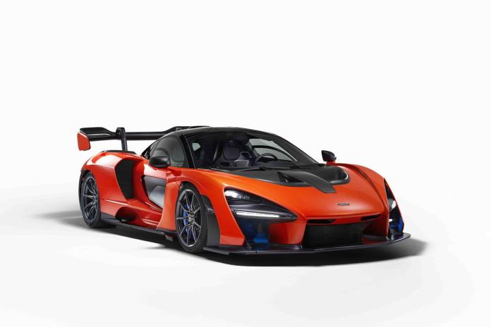 The Mclaren Senna The First Mclaren Gte Car Theracingline Net