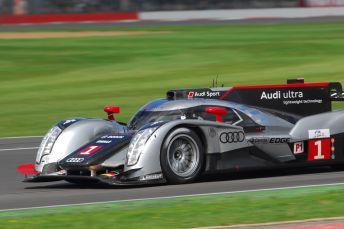 Audi R18, Silverstone ILMC 2011