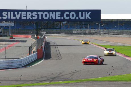 Copse, Silverstone ILMC 2011