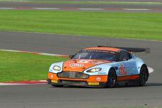 Aston Martin Vantage, Silverstone ILMC 2011